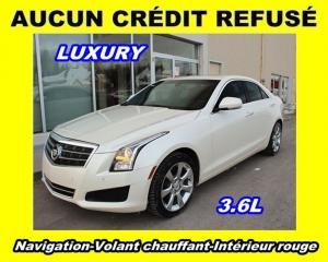 Used 2014 Cadillac ATS Luxury 3.6 Awd for sale in Saint-jerome, QC