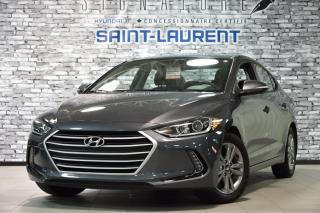 Used 2017 Hyundai Elantra GL APPLE/ANDROID for sale in Saint-laurent, QC