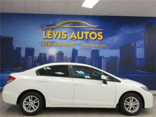 Used 2013 Honda Civic SI for sale in Levis, QC