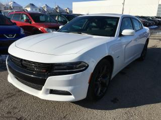 Used 2017 Dodge Charger R/T PLUS *CUIR*TOIT*GPS*370 HP* for sale in Brossard, QC