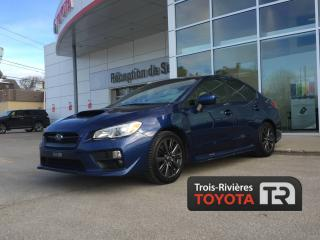 Used 2015 Subaru Impreza WRX AWD 268hp - Mags - Caméra - Sièges chauf for sale in Trois-rivieres, QC