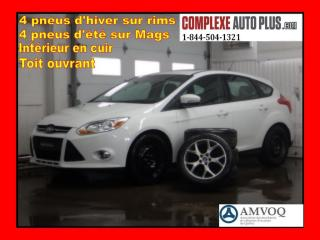 Used 2013 Ford Focus SE HAYON for sale in Saint-jerome, QC
