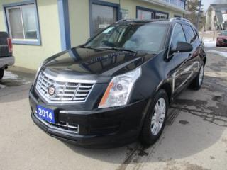 Used 2014 Cadillac SRX LOADED AWD 5 PASSENGER 3.6L - V6.. LEATHER.. HEATED SEATS.. BACK-UP CAMERA.. NAVIGATION SYSTEM.. PANORAMIC SUNROOF.. for sale in Bradford, ON