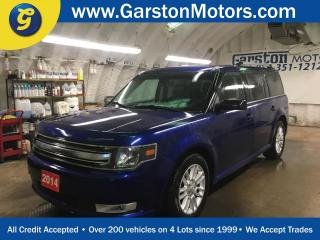 Used 2014 Ford Flex SEL*AWD*POWER SUNROOF*LEATHER*NAVIGATION*BACK UP CAMERA*SONY AUDIO*MICROSOFT SYNC PHONE CONNECT*POWER HEATED FRONT SEATS*TRI ZONE CLIMATE CONTROL w/RE for sale in Cambridge, ON