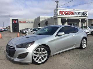 Used 2013 Hyundai Genesis 2.0T - 6SPD - 2 DR - NAVI - LEATHER - SUNROOF for sale in Oakville, ON
