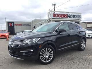Used 2015 Lincoln MKC 2.0 AWD - NAVI - PANO ROOF - REVERSE CAM for sale in Oakville, ON