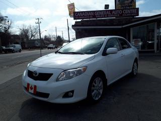 Used 2010 Toyota Corolla LE for sale in Scarborough, ON