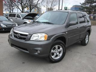 Used 2006 Mazda Tribute GS for sale in North York, ON