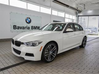 New 2018 BMW 340i xDrive Sedan for sale in Edmonton, AB