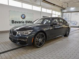 New 2018 BMW 750i xDrive Sedan for sale in Edmonton, AB