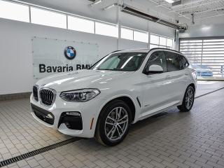 New 2018 BMW X3 xDrive30i for sale in Edmonton, AB