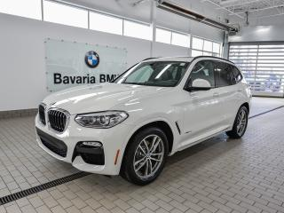 Used 2018 BMW X3 xDrive30i for sale in Edmonton, AB