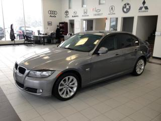 Used 2011 BMW 335i for sale in Sherbrooke, QC