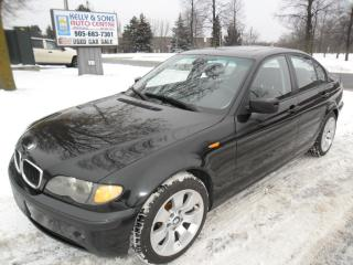 Used 2005 BMW 3 Series 325i Super clean NO ACCIDENTS + FREE 6 Month Warra for sale in Ajax, ON