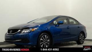 Used 2013 Honda Civic EX bluetooth mags toit ouvrant for sale in Trois-rivieres, QC