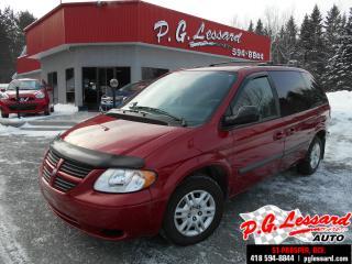 Used 2007 Dodge Caravan SE V6 3.3L seulement 70899 km for sale in Saint-prosper-de-dorchester, QC