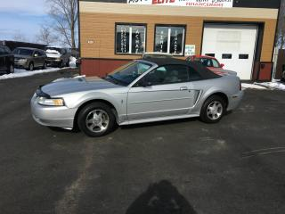 Used 2000 Ford Mustang Cabriolet 2 portes for sale in Saint-sulpice, QC