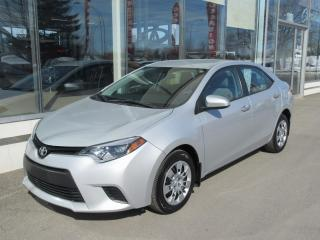 Used 2014 Toyota Corolla Le Camera De Recul for sale in Sainte-therese, QC