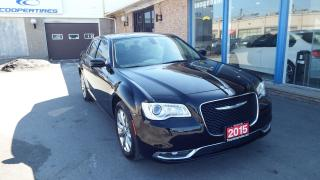 Used 2015 Chrysler 300 Touring/BACKUP CAMERA/AWD/NAVI/IMMACULATE$21999 for sale in Brampton, ON