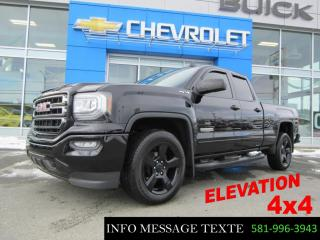 Used 2017 GMC Sierra 1500 ELEVATION 4X4 for sale in Sainte-marie, QC