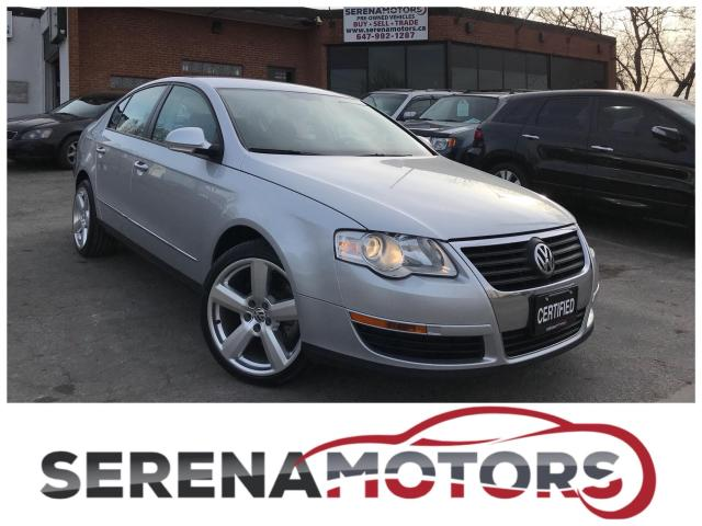 2007 Volkswagen Passat 2.0T | LEATHER | HEATED SEATS | NO ACCIDENTS