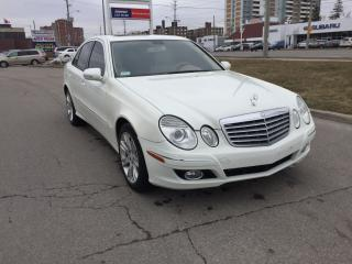 Used 2009 Mercedes-Benz E-Class 3.5L for sale in Scarborough, ON