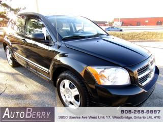 Used 2010 Dodge Caliber SXT - 2.0L for sale in Woodbridge, ON