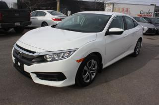 Used 2017 Honda Civic EXCELLENT CONDITION | ONLY 5KM | BACKUP CAMERA | for sale in North York, ON