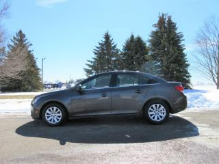 Used 2011 Chevrolet Cruze LS for sale in Thornton, ON