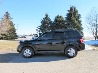 Used 2010 Ford Escape XLT 4 Cylinder for sale in Thornton, ON