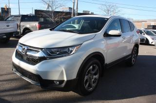 Used 2017 Honda CR-V EX SUNROOF | WOODGRAIN | BACKUP | for sale in North York, ON