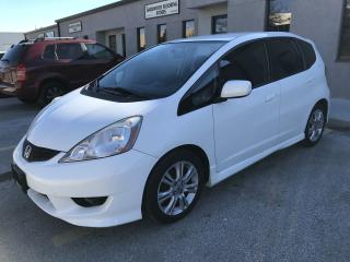 Used 2010 Honda Fit SPORT,MINT,NO ACCIDENTS for sale in Burlington, ON