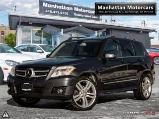 Used 2010 Mercedes-Benz GLK350 GLK350 4MATIC |PANO|BLUETOOTH|NO ACCIDENT for sale in Scarborough, ON