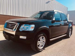 Used 2010 Ford Explorer Sport Trac XLT - 4WD for sale in Mississauga, ON