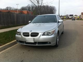 Used 2007 BMW 525xi AWD for sale in Waterloo, ON