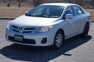 Used 2013 Toyota Corolla CE *No Accident* Remote Starter Clean Car! for sale in North York, ON