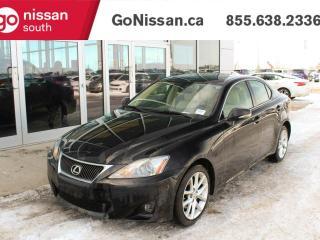 Used 2011 Lexus IS 250 Base for sale in Edmonton, AB