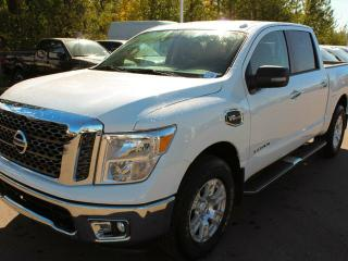New 2018 Nissan Titan SV 4x4 Crew Cab 5.6 ft. box 139.8 in. WB for sale in Edmonton, AB