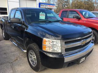Used 2008 Chevrolet Silverado 1500 LS for sale in Beeton, ON