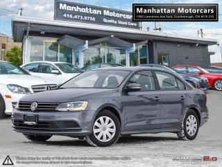 Used 2016 Volkswagen Jetta 1.4T |CAMERA|WARRANTY|BLUETOOTH|68000KM for sale in Scarborough, ON