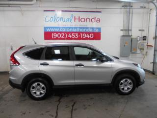 Used 2014 Honda CR-V LX AWD HEATED SEATS AND BACK UP CAMERA for sale in Halifax, NS