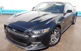 Used 2017 Ford Mustang GT V8 *LEATHER-NAVIGATION* for sale in Kitchener, ON