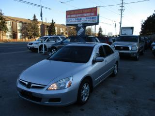 Used 2007 Honda Accord EX-L for sale in Scarborough, ON