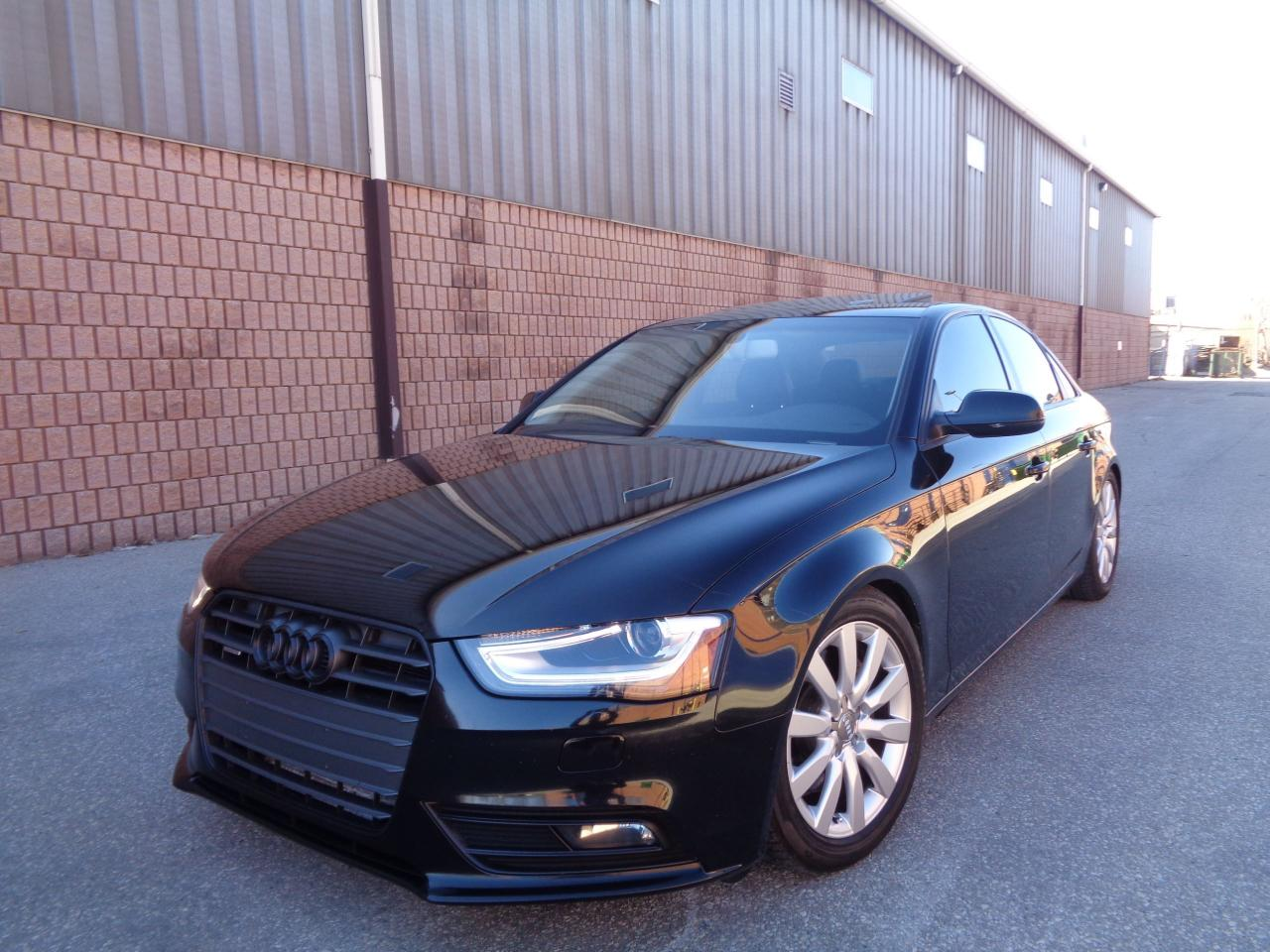 2013 Audi A4 ***SOLD***