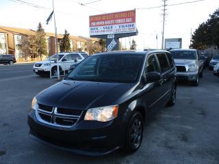 Used 2012 Dodge Grand Caravan SXT,STOW AND GO!!! for sale in Scarborough, ON