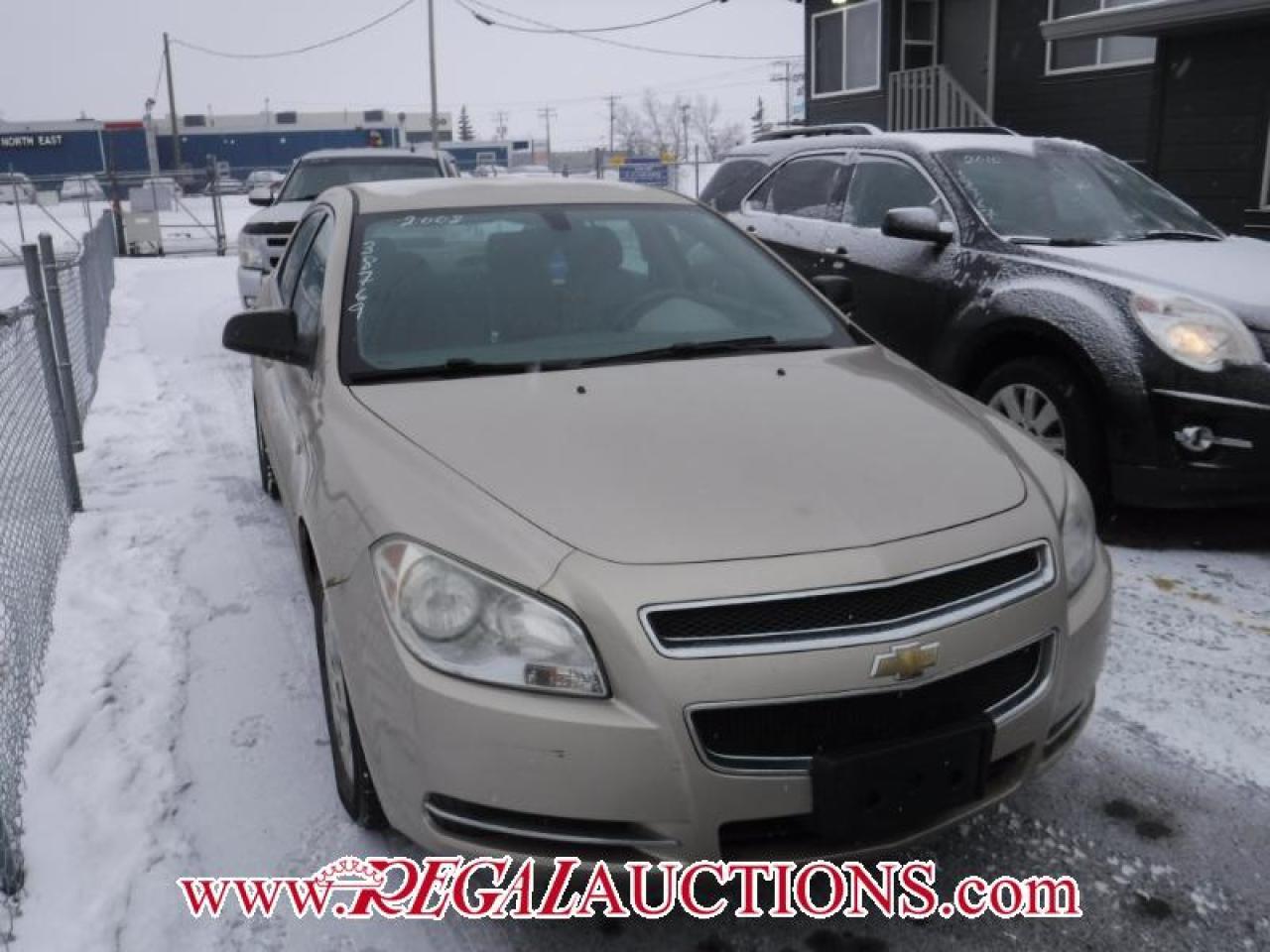 Photo of Gold 2008 Chevrolet MALIBU LS 4D SEDAN