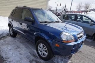 Used 2009 Hyundai Tucson FWD 4DR I4 for sale in Mascouche, QC