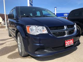 Used 2015 Dodge Grand Caravan SE/SXT for sale in Owen Sound, ON