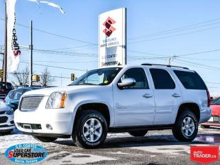 Used 2014 GMC Yukon SLE ~9 Passenger ~Exceptionally Clean for sale in Barrie, ON
