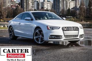 Used 2013 Audi S5 3.0T Premium PKG, Quattro, RS wheels, Navi for sale in Vancouver, BC